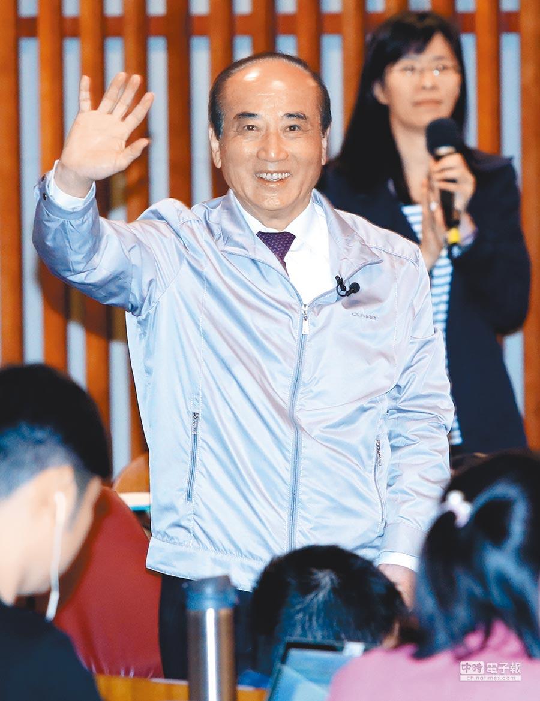 前立法院長王金平。(本報系資料照片)