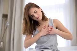 胸痛恐致死 醫師推4招防心肌梗塞
