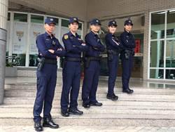 新警察制服將上路 中市警17日亮相展身手