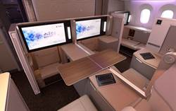 上海航空全新787-9飛松山-浦東航線