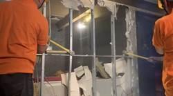 遭斷水電還偷開毒趴 北市「LV旅店」今強制拆除