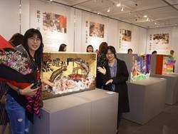 北港藝鎮文化季 藝師合力打造「神工傳藝」藝閣車