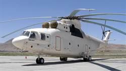 40年後 俄國Mi-26仍是巨無霸直升機