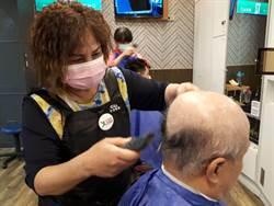 愛買樂齡友善服務再升級 65歲起享免費理髮