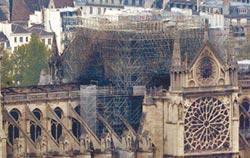 聖母院大火重建 其他觀光景點受益