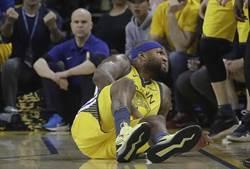 NBA》勇士進西區決賽 考辛斯可望復出