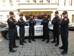 新制服上路「警察中警察」穿給你看