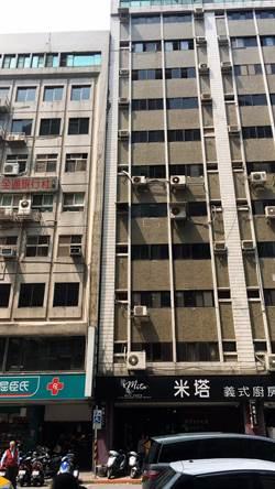 花蓮地震  北市大樓傾斜