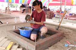 每天苦練10小時 16歲花樣少女拚造園技能賽金牌