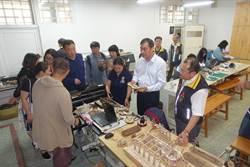 鄭州商貿管理學院副校長:大陸學校為2025成製造強國育才