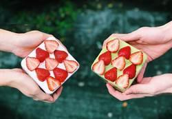 草莓寶盒、中分哥餅乾!夢幻甜點玩快閃 週週驚奇