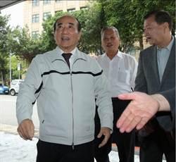 王金平:身上沒有一顆台獨細胞  我能維護兩岸和平