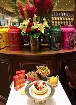 TWG Tea、微熱山丘推出母親節限定甜點