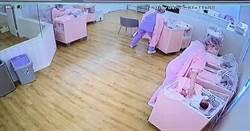 天摇地动时 婴儿室守护天使现身