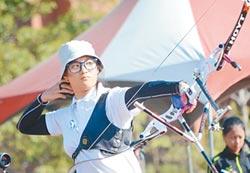 香山高中射箭女將入選國手