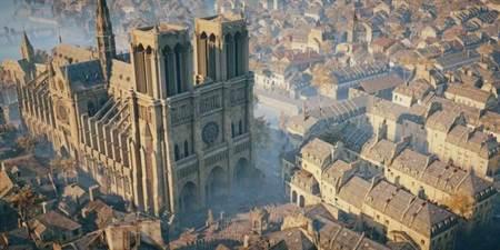 重溫巴黎聖母院風采 《刺客教條》遊戲免費送