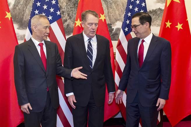 中美貿易協議有望5月底出爐