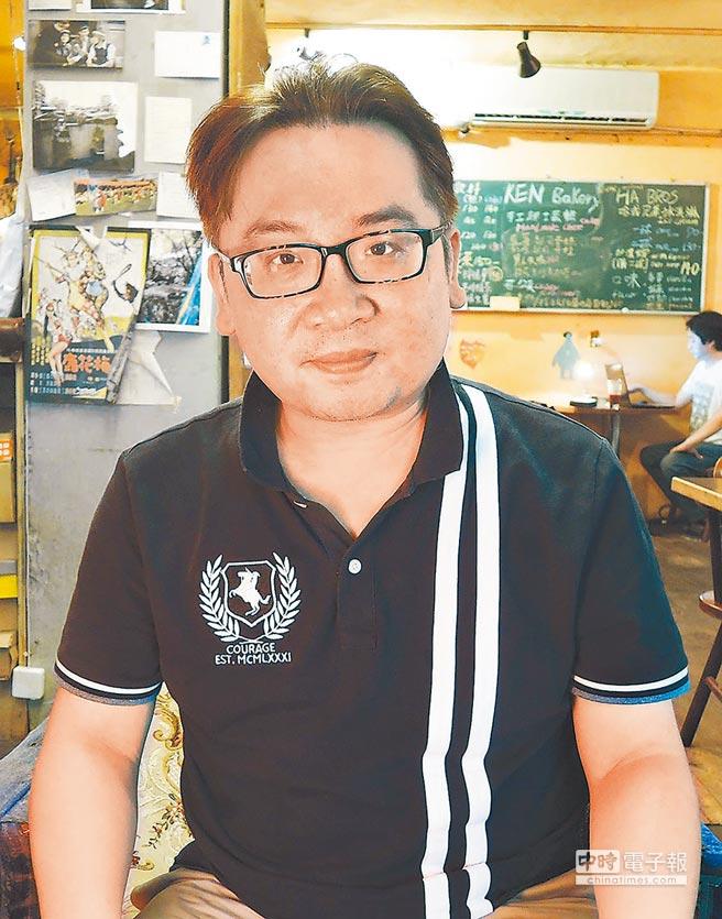 兩岸政策協會研究員張宇韶。(本報系資料照片)