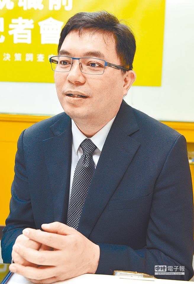 台灣世代智庫執行長洪耀南。(本報系資料照片)