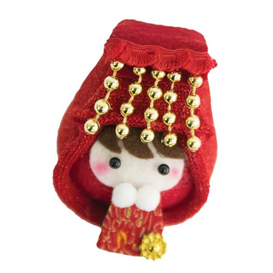 小小媽祖 襪娃娃DIY