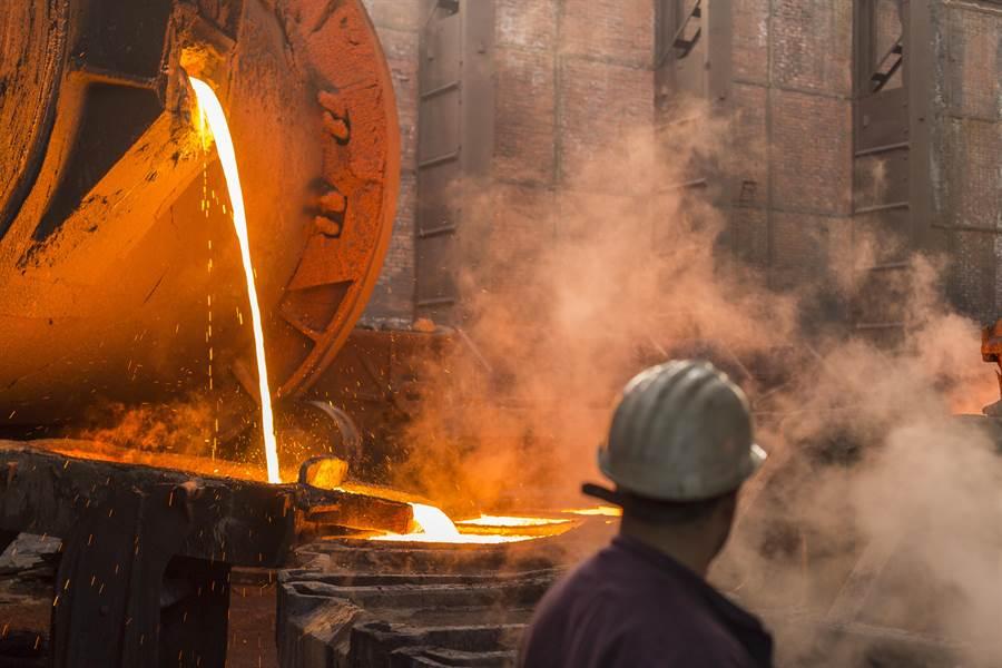 由於銅的行情常常在出現變化,也反應在大陸經濟上,因此被視為評斷大陸經濟的指標。(圖/達志影像)