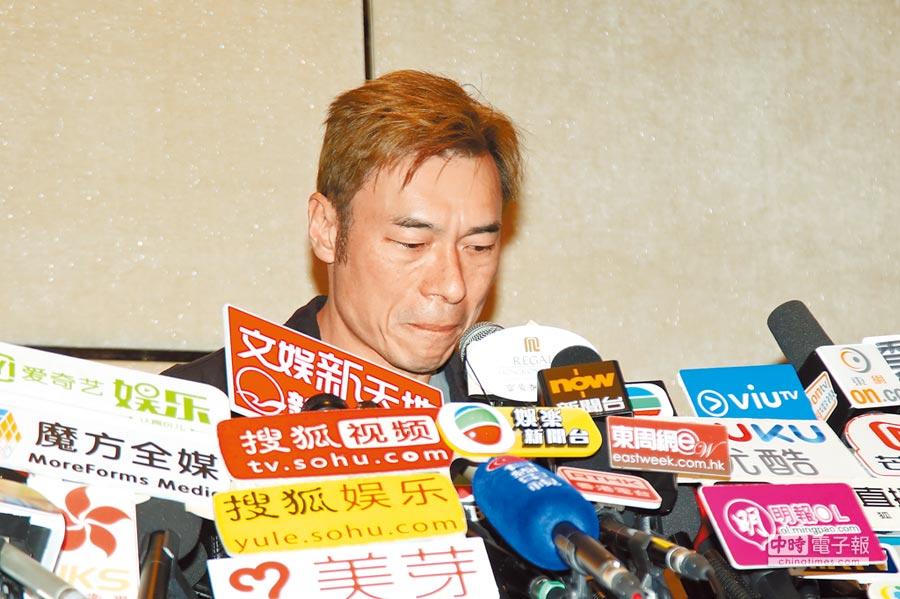 許志安日前道歉認錯,稱是一時喝醉起色心。