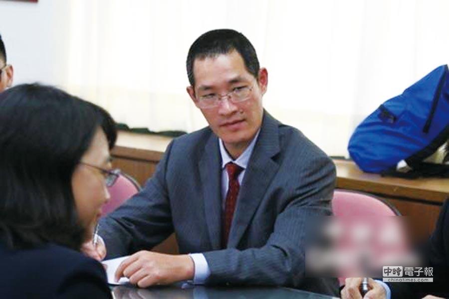 中國社會科學院臺灣研究所助理研究員孫晉蔚。