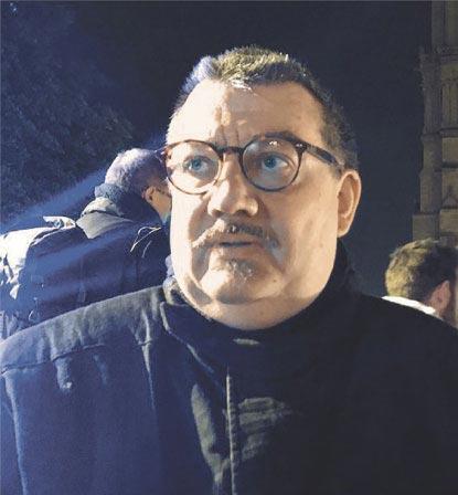 神父福尼耶(Jean-Marc Fournier)。(摘自推特)