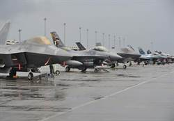 美F16改裝F35同款雷達 戰力延伸2040年代