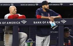 MLB》冠軍紅襪可能被拆?普萊斯害怕