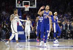 NBA》班西蒙斯差點被賣?七六人怒批假新聞