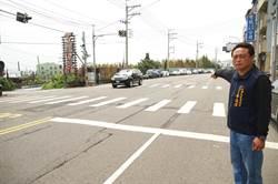 月平均車禍五起 無法設紅綠燈地方憂心