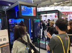 未來商務展/VR玩體感 打Game旅行樣樣行