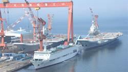 陸史上最大閱艦式3看點 雙航母最受矚目