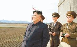 传达不满 北韩试射新战术武器