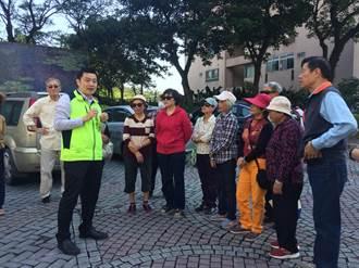 市議員張錦豪爭取  汐止跳蛙公車5月1日上路