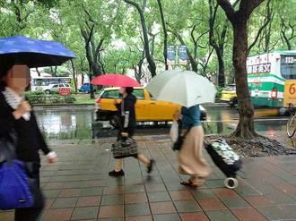 超大雷雨襲台防山崩 濕到下週一