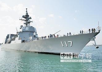 4國神盾艦赴陸 參加艦隊檢閱