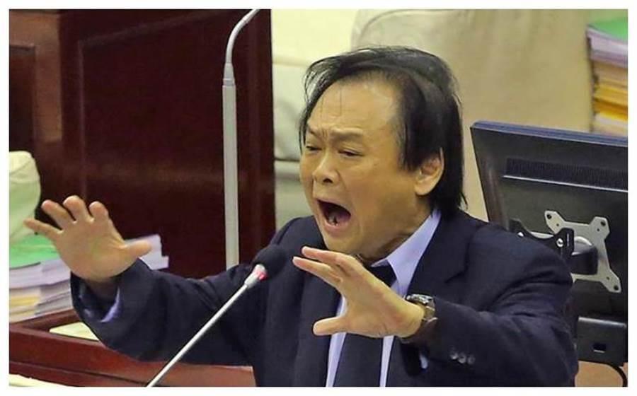 台北市議員王世堅。(圖/本報系資料照)