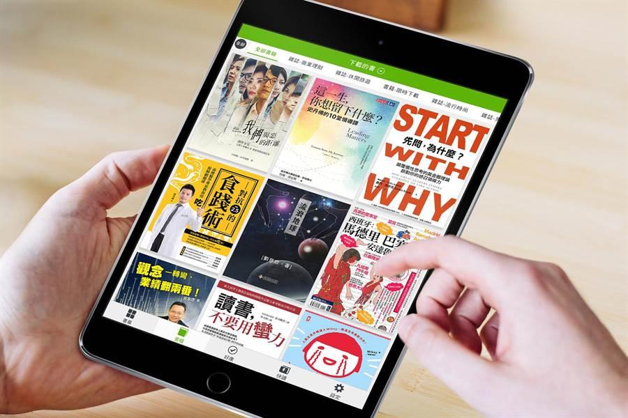 中華電信hami書城邀全民體驗數位閱讀魅力,再抽三星最新旗艦手機。(中華電提供)
