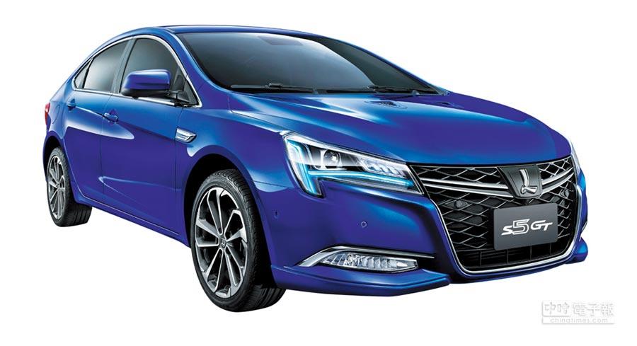 LUXGEN S5 GT車系首度搭載全新「LUXGEN LINK+智聯網系統組」提供一鍵服務、遠端遙控車輛、數位鑰匙科技等三大功能。圖/納智捷提供