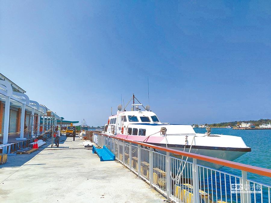 離島旅遊旺季即將到來,澎湖有旅行業者希望能增闢航線,往返將軍及澎湖的南方四島及七美、望安。(莊曜聰攝)