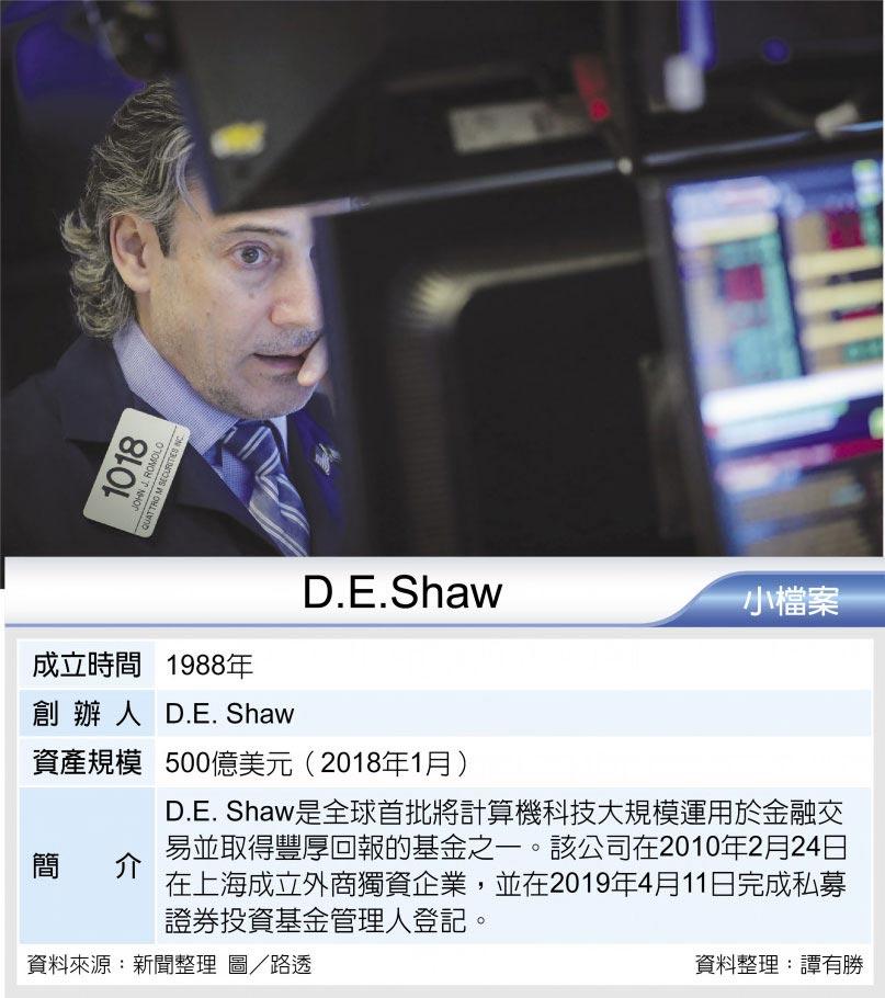 D.E.Shaw