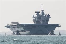 搶造印度第3艘航母 英提議女王風