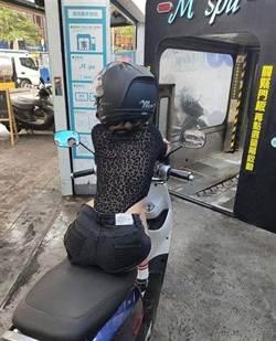 洗車驚見露「葫蘆腰」辣妹 網暴動:流鼻血了