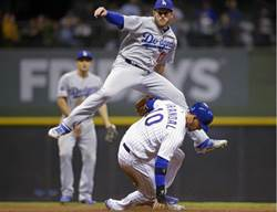 MLB》雙冠王vs四割男 道奇逆轉6連勝