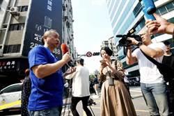 邰智源嘗鮮化身記者採訪直擊強震現場