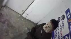 敷臉偷充氣娃娃 男被抓嘆浪費面膜