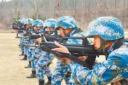 共軍陸戰隊擴編成軍 估達4萬人