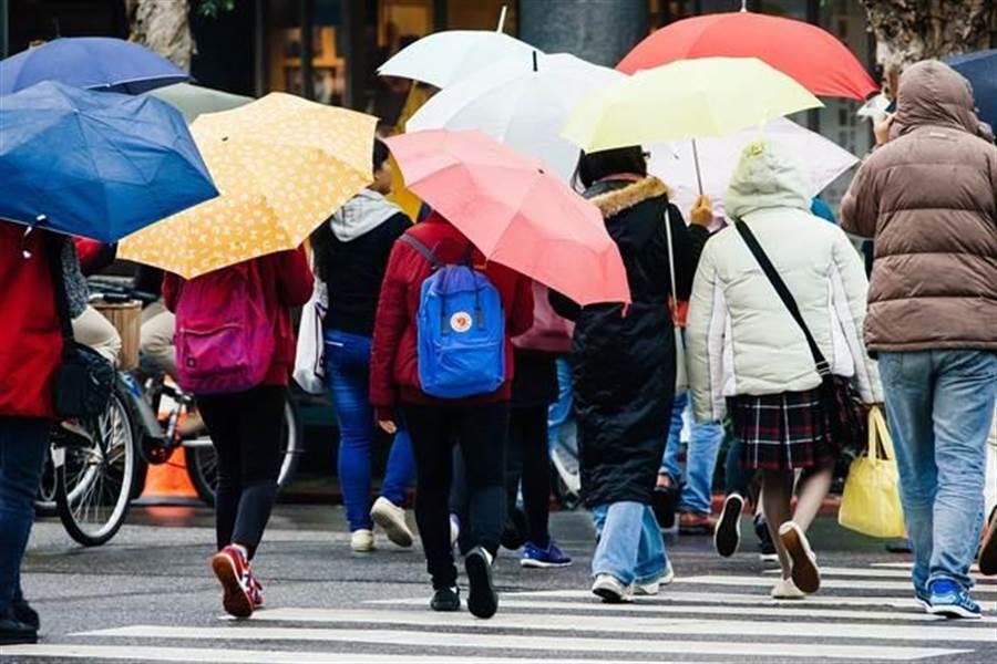 周末全濕!西半部留意局部大雨 下周二飆30度